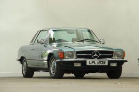 1980 Mercedes-Benz 380 SLC
