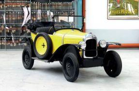 1923 Citroën Type C