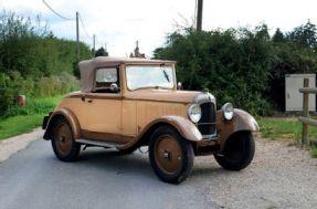 1923 Citroën 5hp