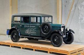 1932 Peugeot 201