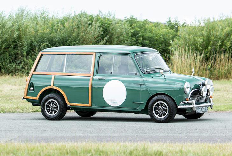 Morris Mini Traveller Downton Cooper S