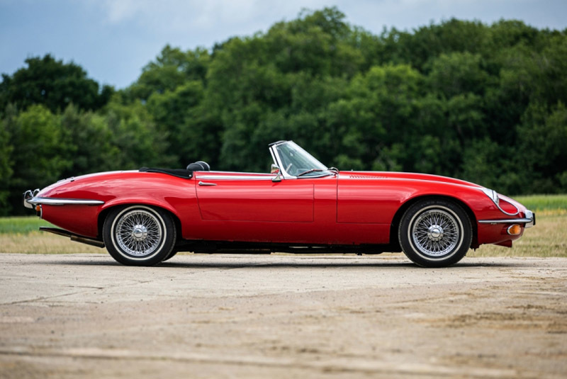 Jaguar E-Type Series III V12 Roadster