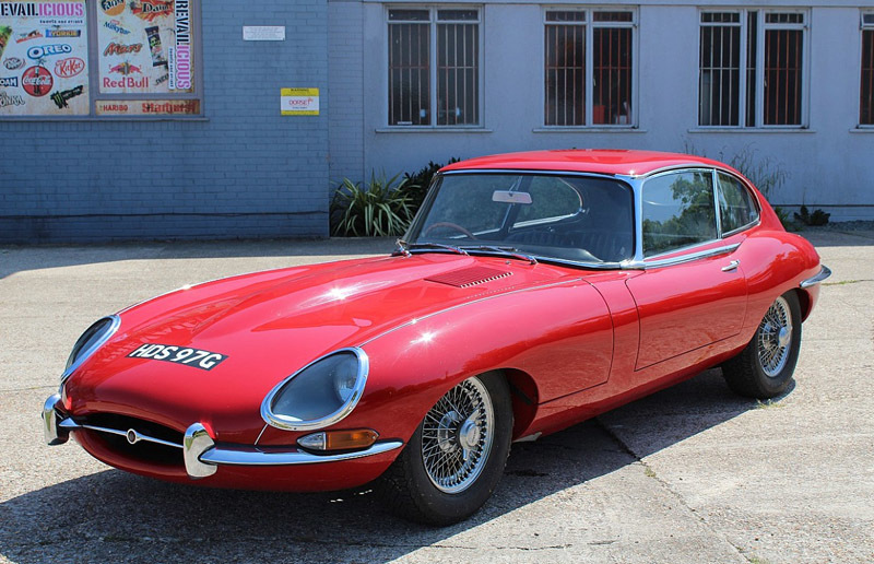 Jaguar E-Type Series 1.5 4.2 Coupe