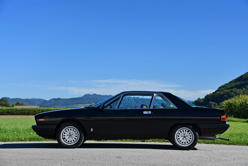 Lancia Gamma Coupe 2500ie