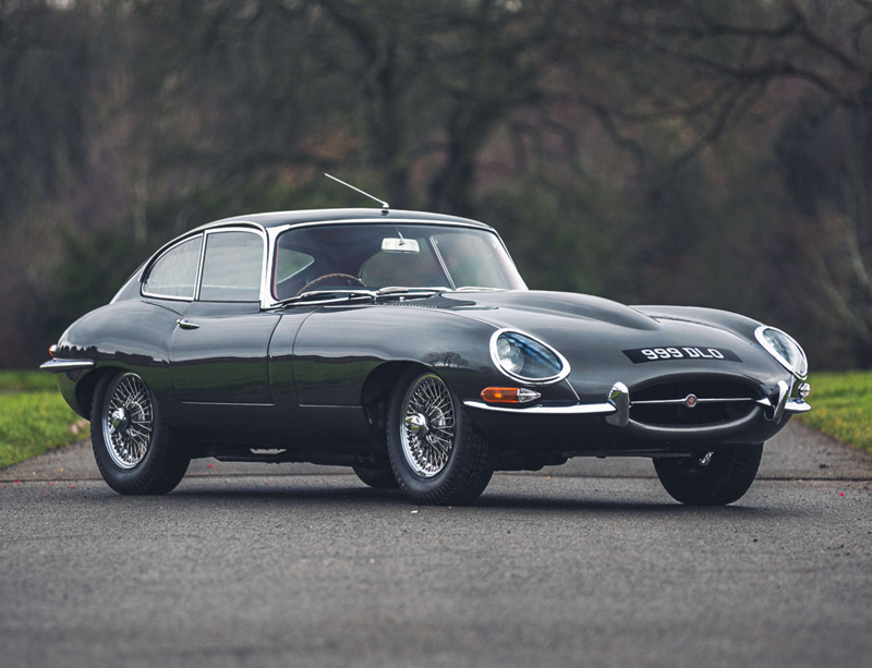 Jaguar E-Type Series I 3.8 Coupe